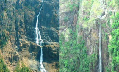 Nature's Beauty to Be Seen in the Waterfalls in Odisha