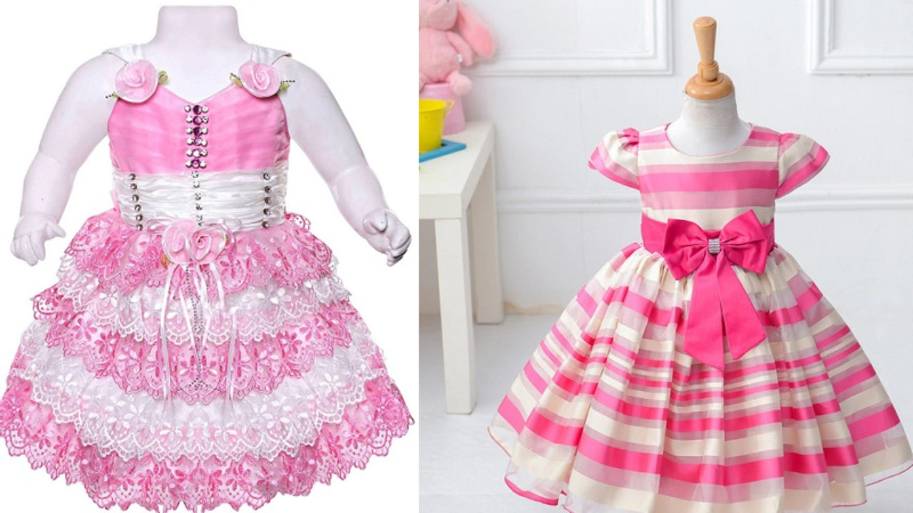 50 New And Unique Baby Frock Designs With Images For 2018