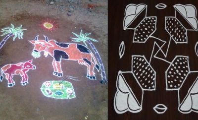 New and Simple Pongal Kolam Designs with Images for 2019