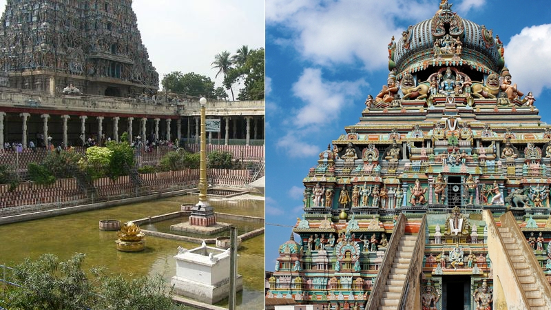 Popular Temples In Madurai with Details