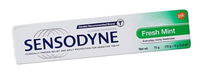 Sensodyne Fresh Mint SLS Free Toothpaste
