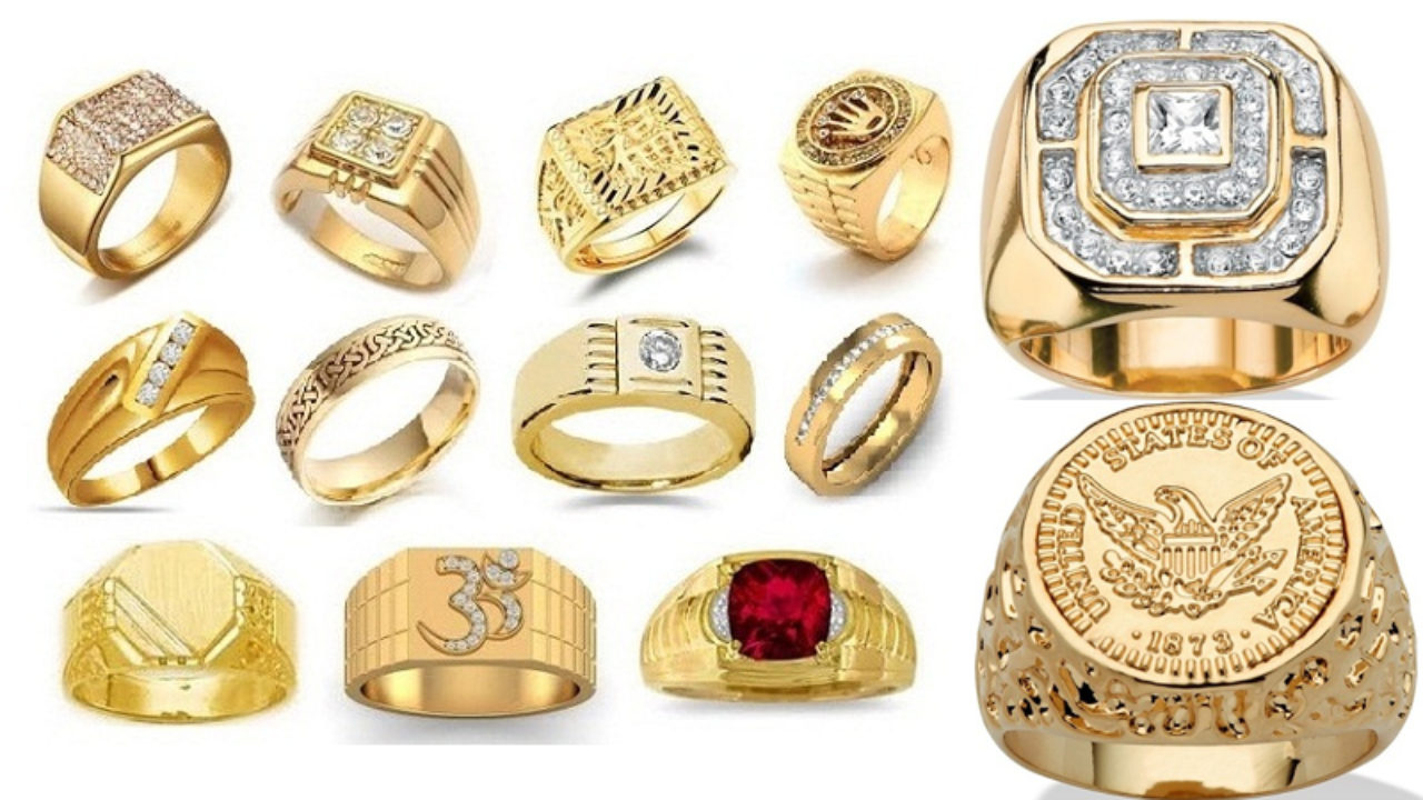 Gold Ring Designs For Mens In India Yescar Innovations2019 Org