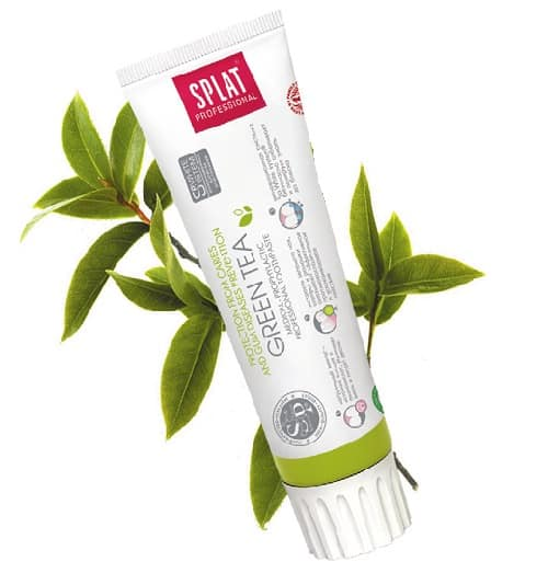 Splat PS Green Tea SLS Free Toothpaste