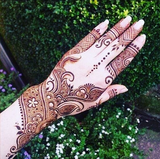 80 Most Loved Arabic Mehndi Designs In 2019 Styles At Life