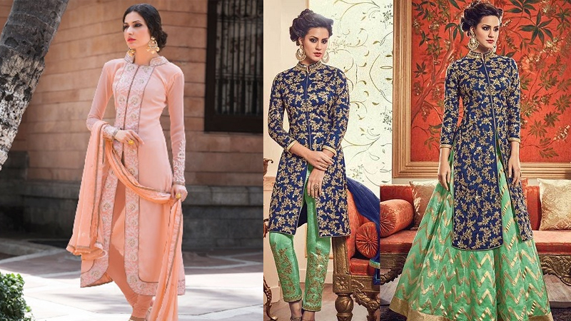 Stylish Ethnic Salwar Kameez Designs That Speak Your Tradition