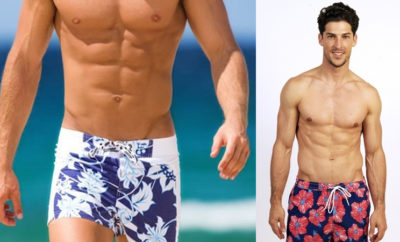 Ultra-Modern Swimsuits For Men In Fashion 2019