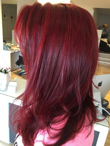 15 Best Burgundy Hair Color Shades