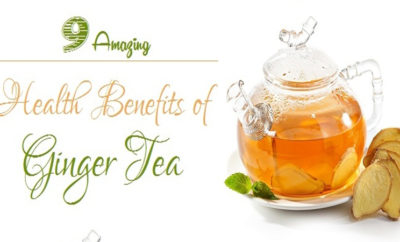 Wonderful Ginger Tea Benefits – You Should Know Today