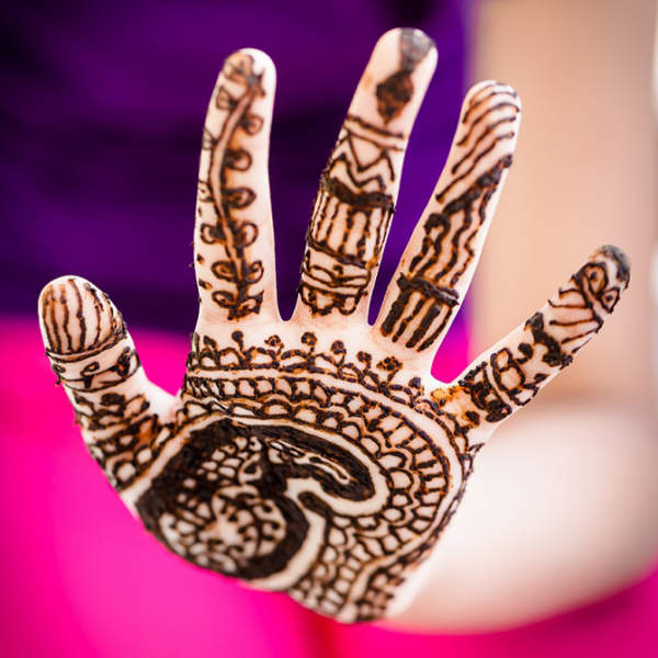 latest arabic mehandi designs