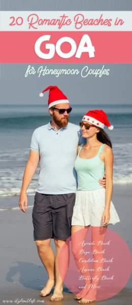 Best Beaches In Goa For Honeymoon Couples