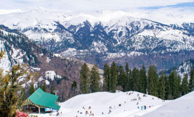 Honeymoon Places in India in February month