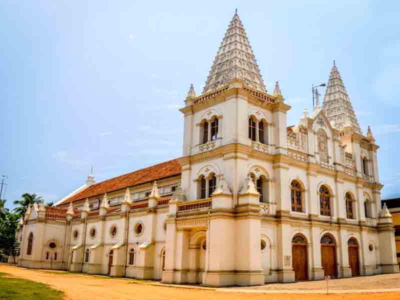 Churches in Kerala