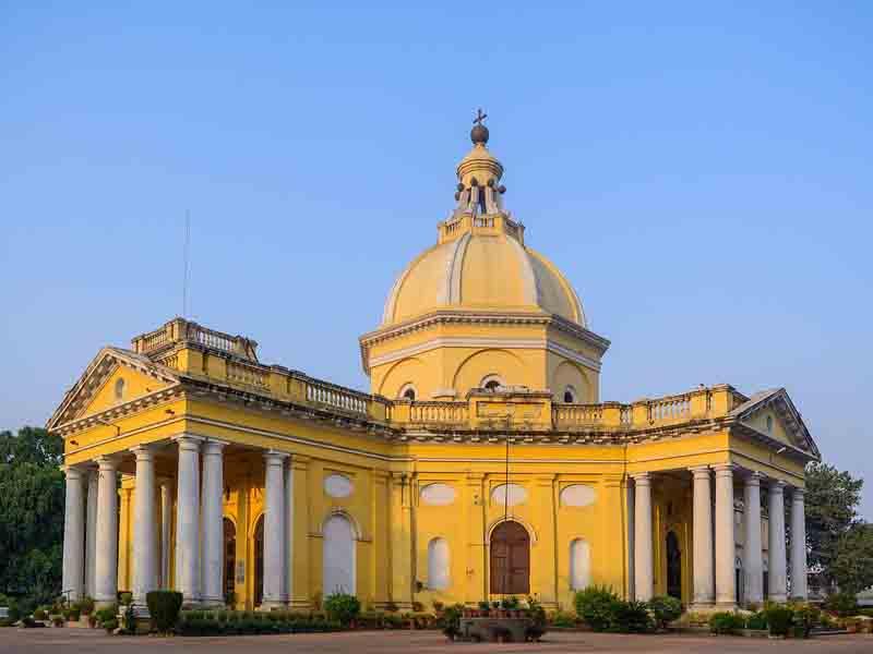 Churches in Delhi