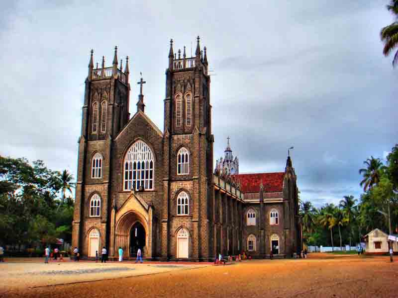 Churches in Kerala