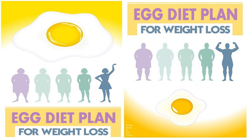 One Week Egg Diet Plan