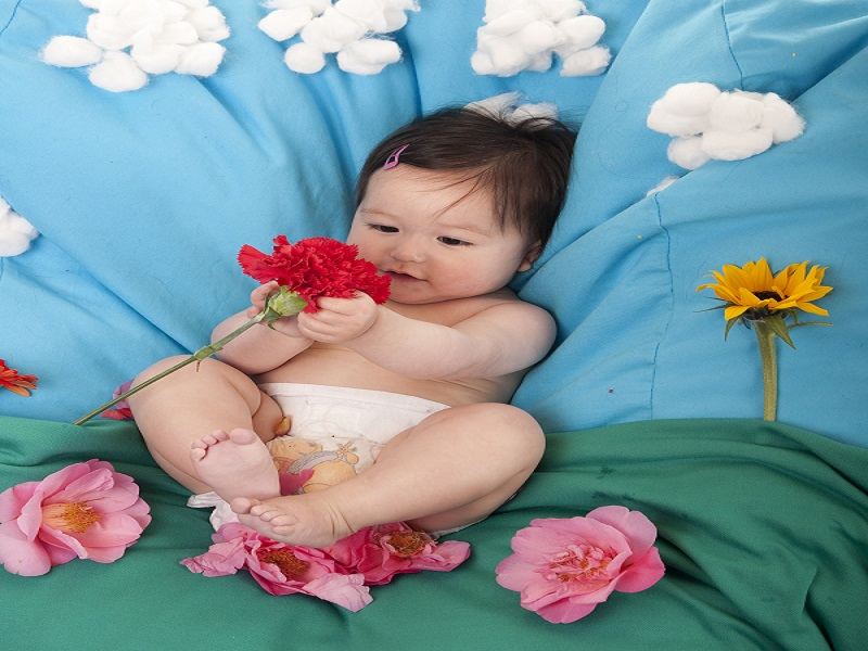 flower baby names