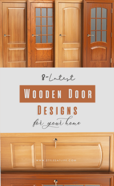 Merveilleux Wooden Door Designs