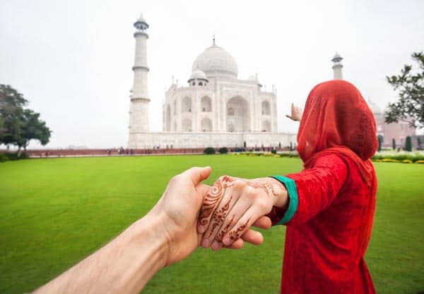 December Honeymoon Destinations in Agra