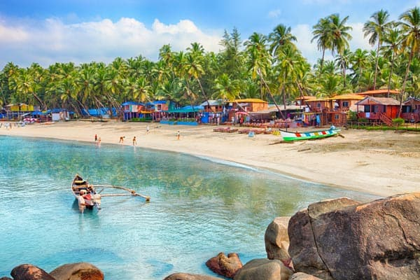 December Honeymoon Places in Goa