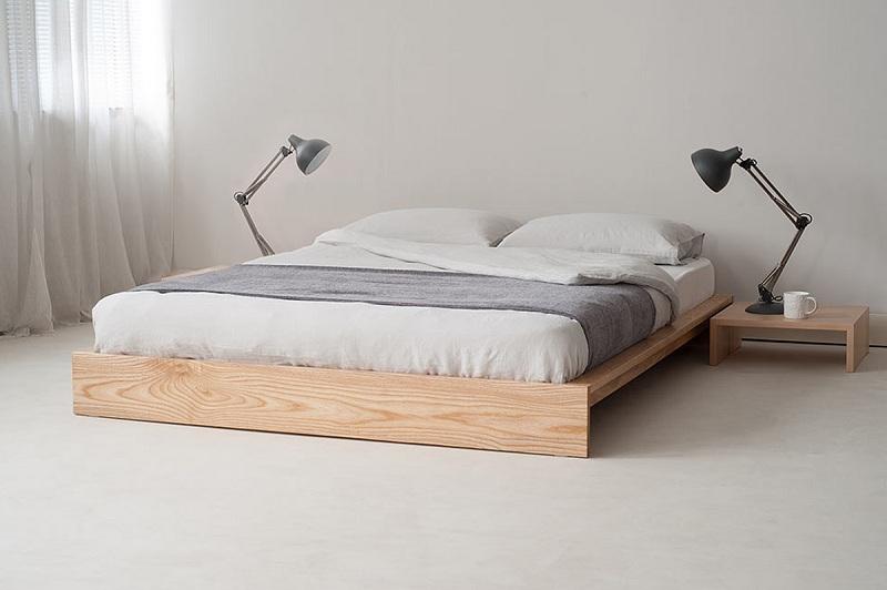 KI - LOW LOFT BED