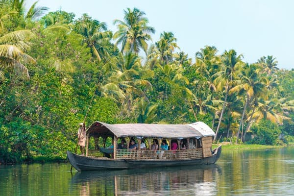 Honeymoon Places in Kerala in December