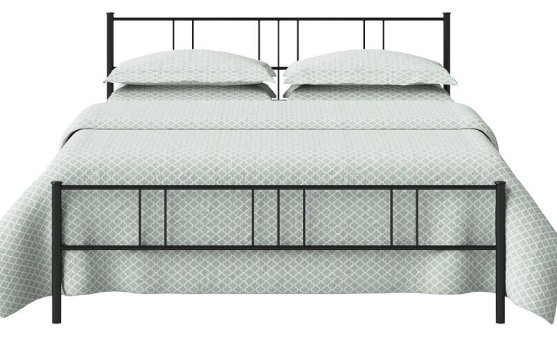 10 Simple Amp Modern Iron Bed Designs With Photos In India