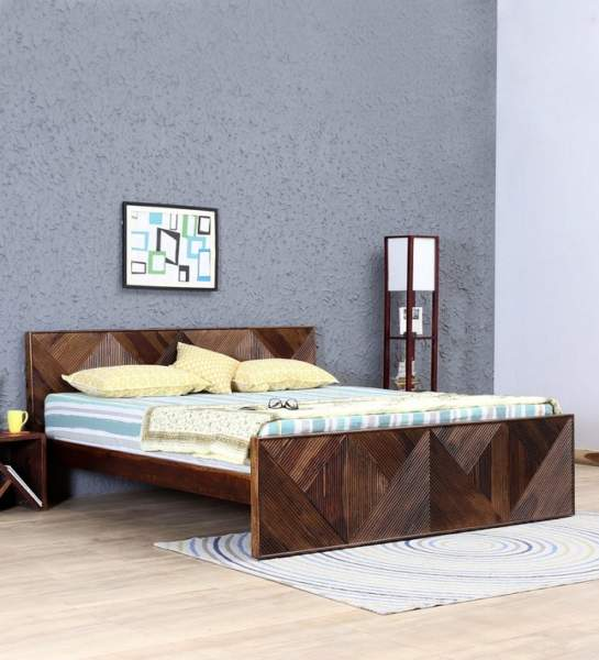 10 Best King Size Bed Designs With Pictures In 2019