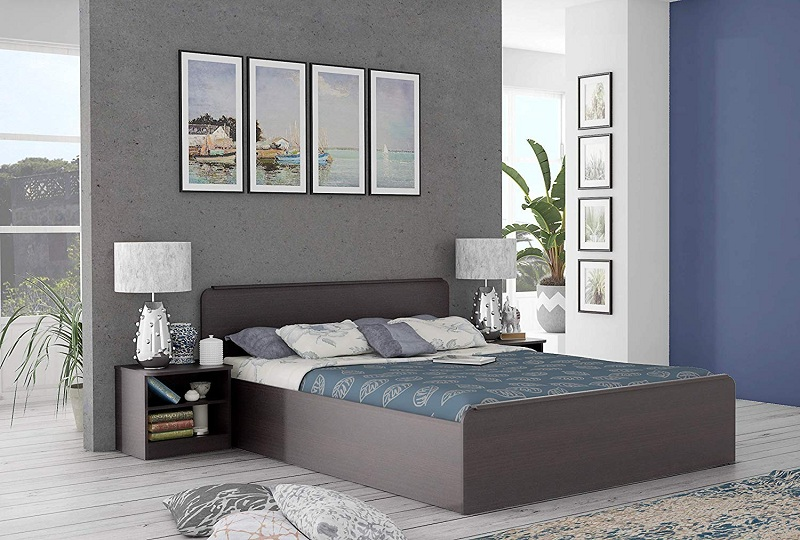 10 Best Storage Bed Designs With Photos In India Styles At