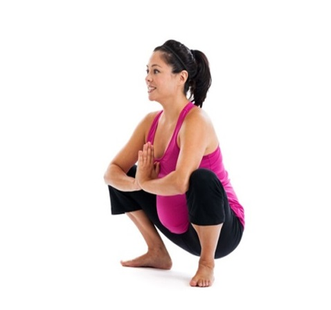 10 best and easy yoga exercises for normal delivery