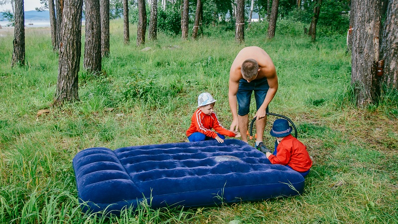 inflatable bed designs