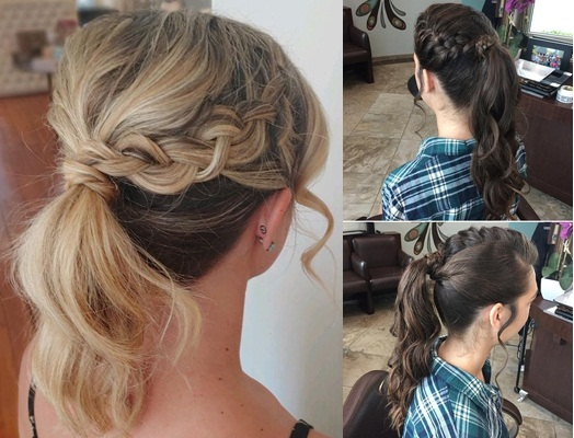 Adorable Ponytail