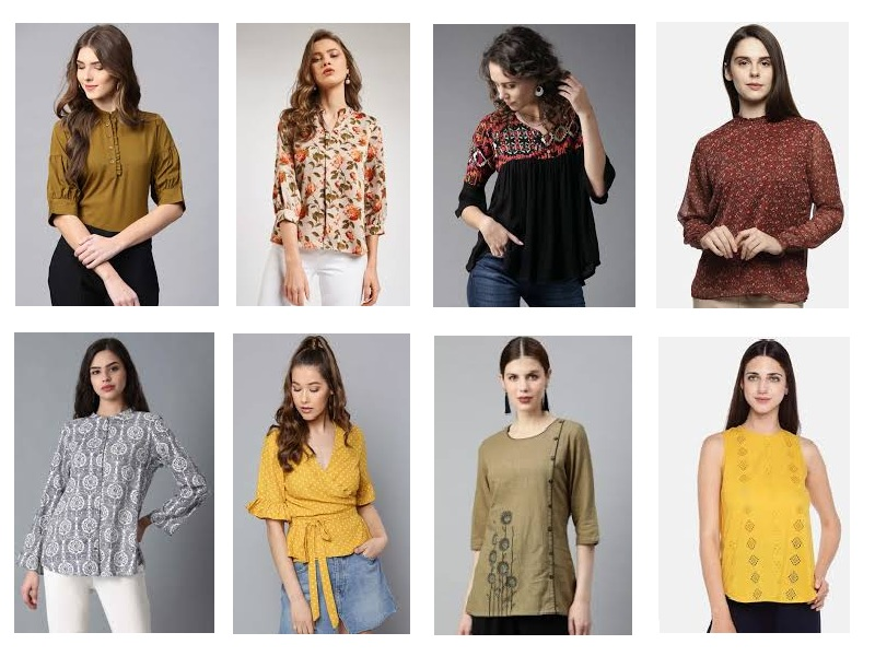 30 Different Types Of Women S Tops That Will Give A Fashionable Look
