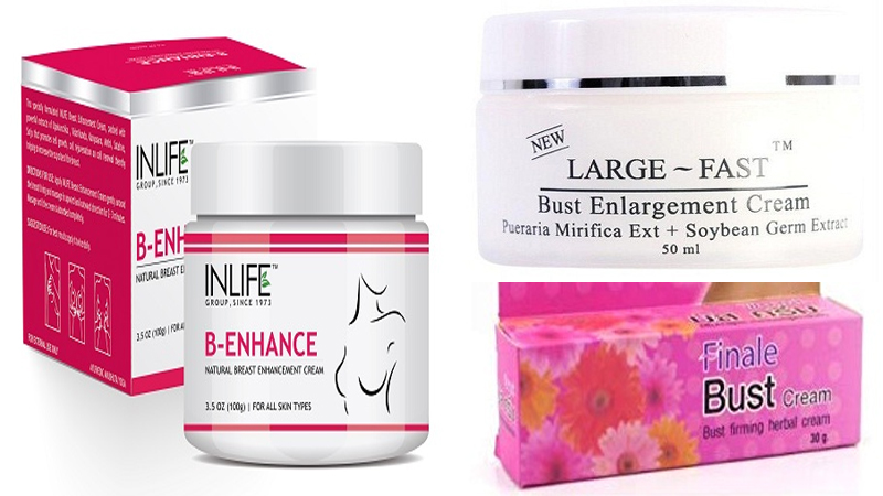 10 Best Breast Enlargement Creams In India That Work Fast & Effectively