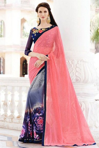 1be577dba9 Latest Daily Wear Sarees That Will Gives A Trendsetter Look