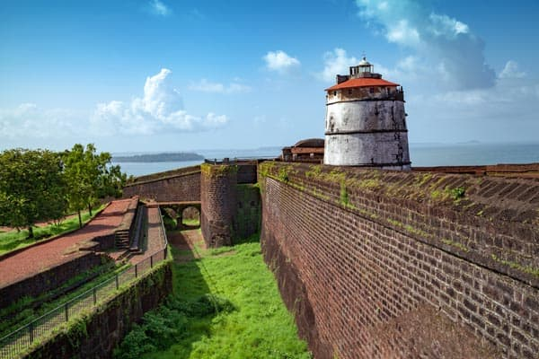 Honeymoon Places in South India Goa