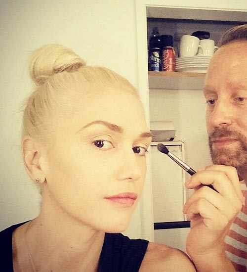 Gwen Stefan without Makeup