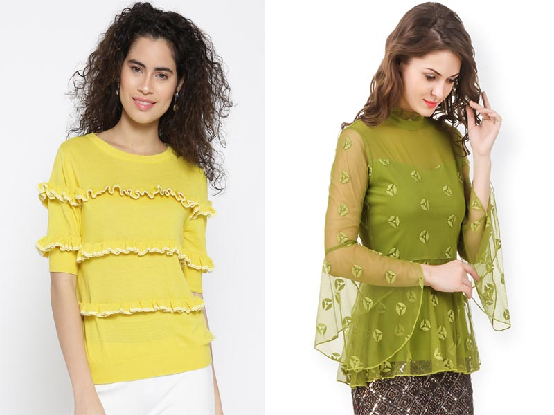 Latest Designer Tops For Women 30 Unique Designs To Watch Out For