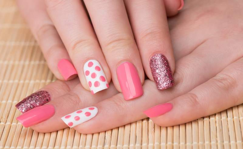100 Simple and Beautiful Nail Art Designs and Ideas to Get