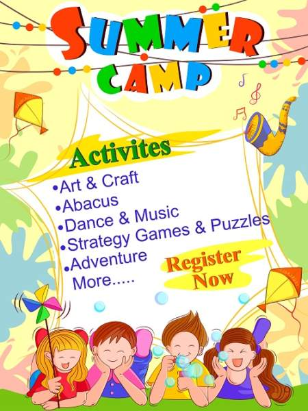summer camp activities