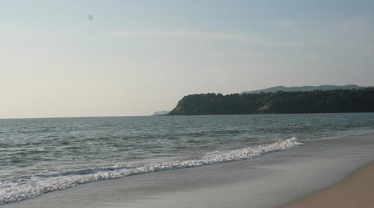 The Classic Karaikal Beach in Pondicherry