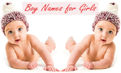 boy names for girls