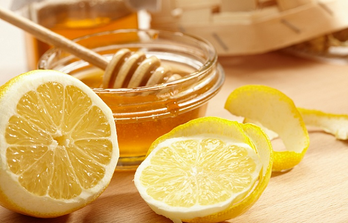 lemon juice for glowing skin