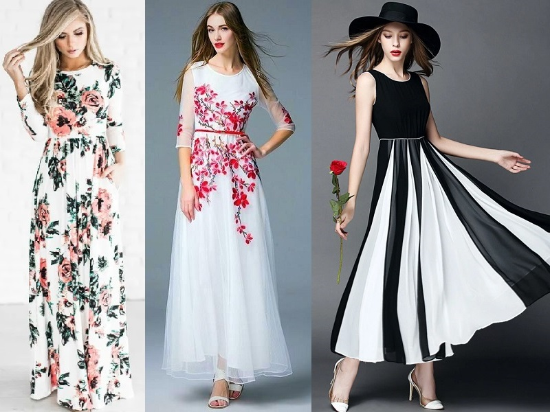9 Beautiful Designs Of Spring Dresses For Women In 2020 Styles At Life