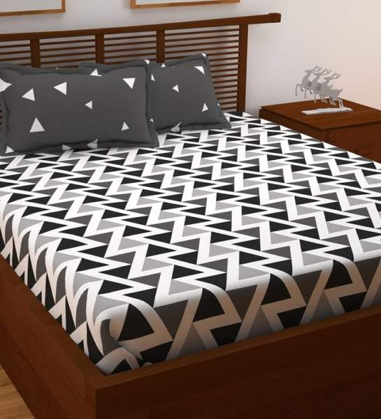 Simple Bed Sheet Designs