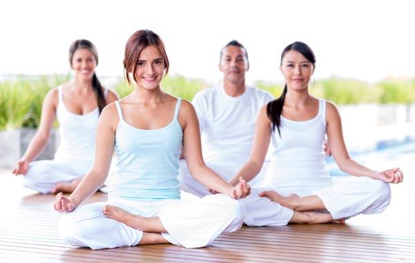Bahya Pranayama Yoga