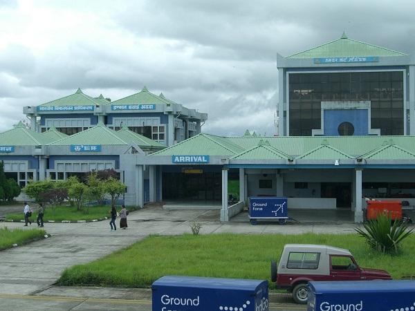 Bir Tikendrajit International Airport