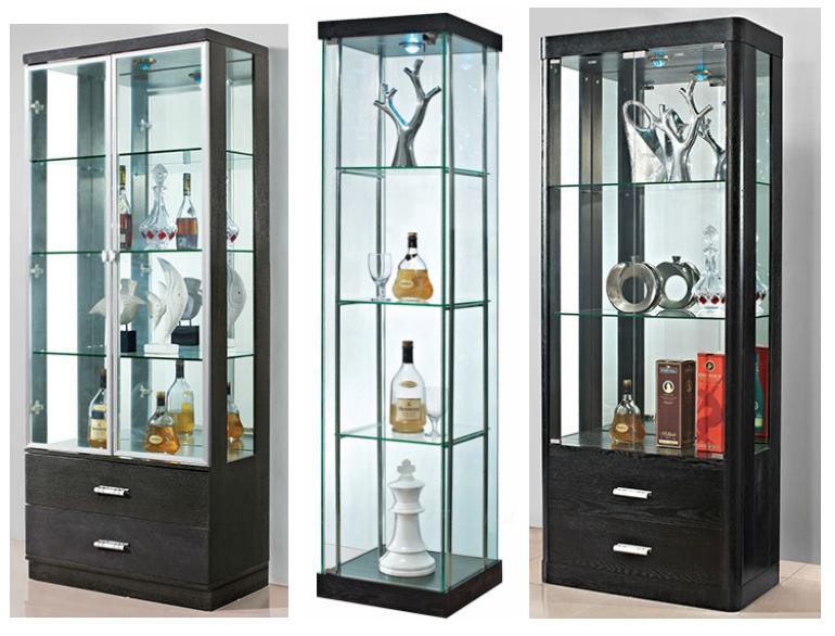Simple Glass Showcase designs