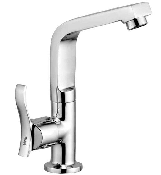 modern brass taps