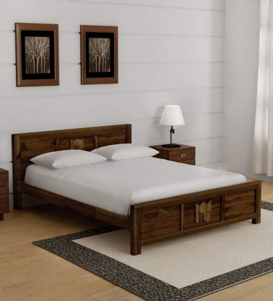 Cool Wooden Bed Designs