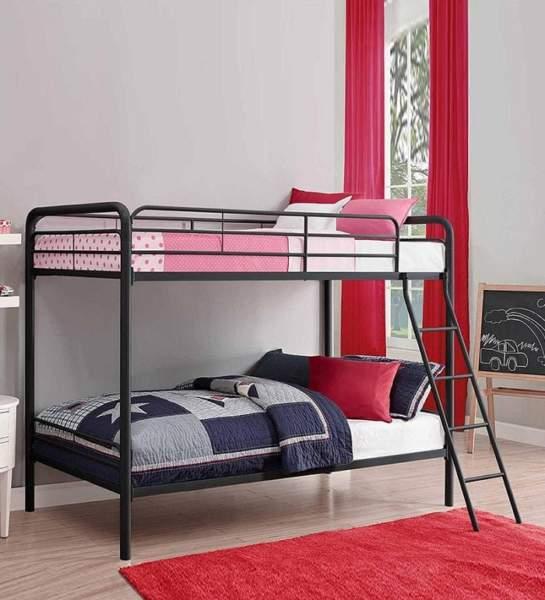 Modern twin bed designs
